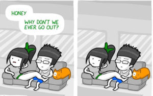 Hilarious Relationship Comics