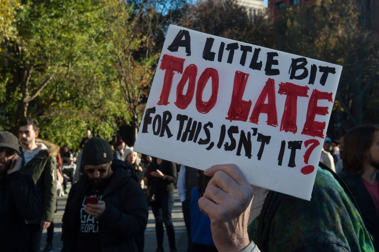 anti trump protests 11
