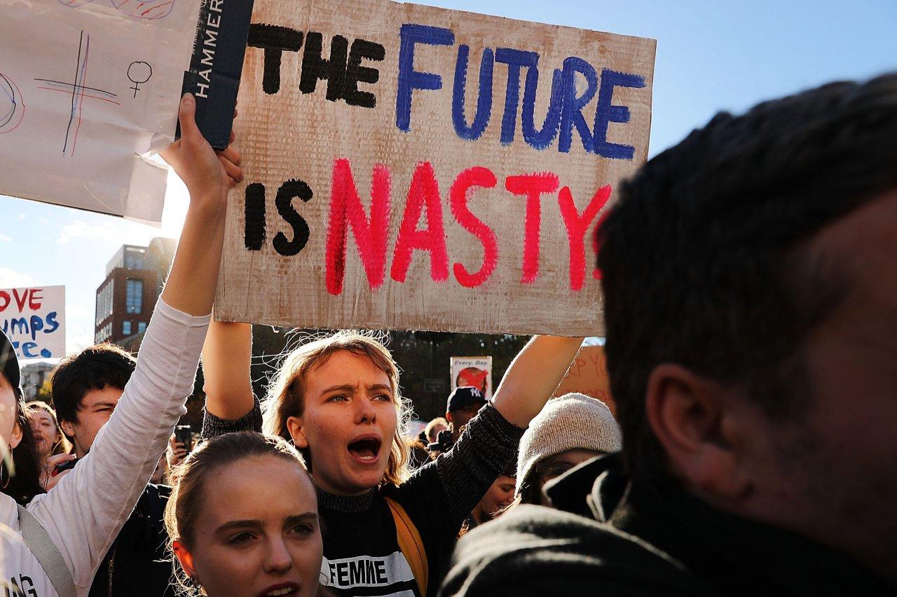 anti trump protests 6