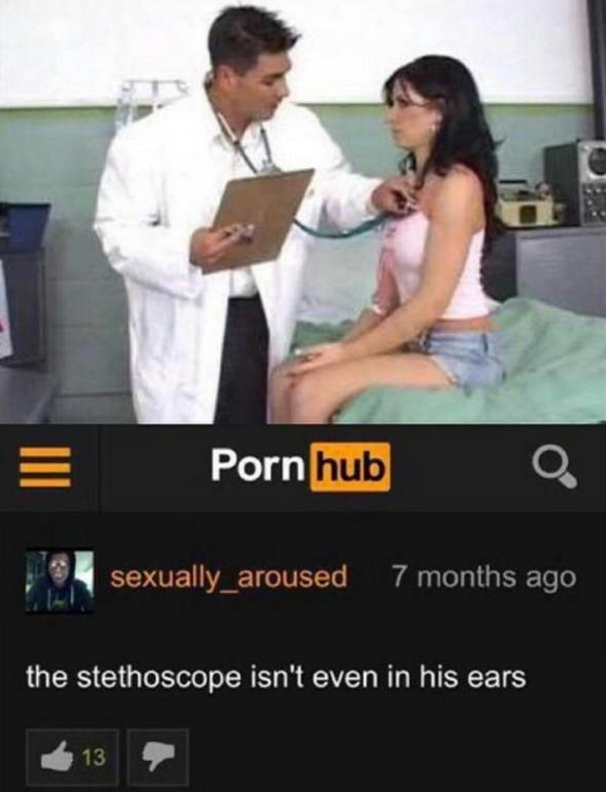 funny pornhub comments 12