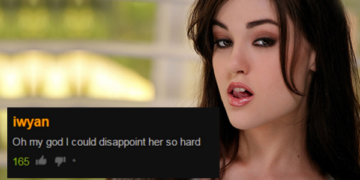 funny pornhub comments