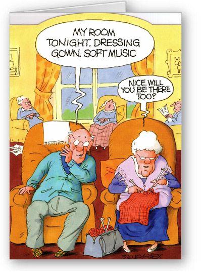 real life old age comics