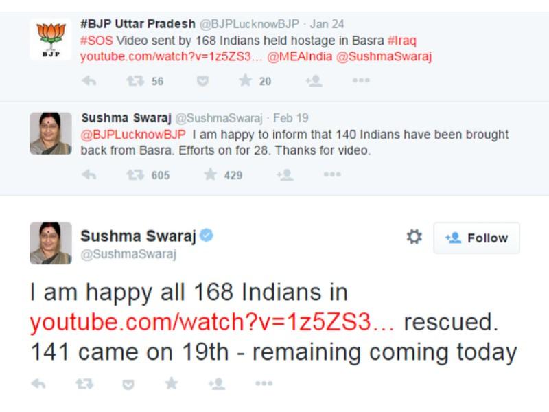 sushma swaraj badass 5.0
