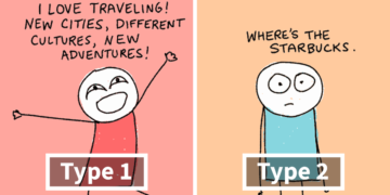 types of travelers cover