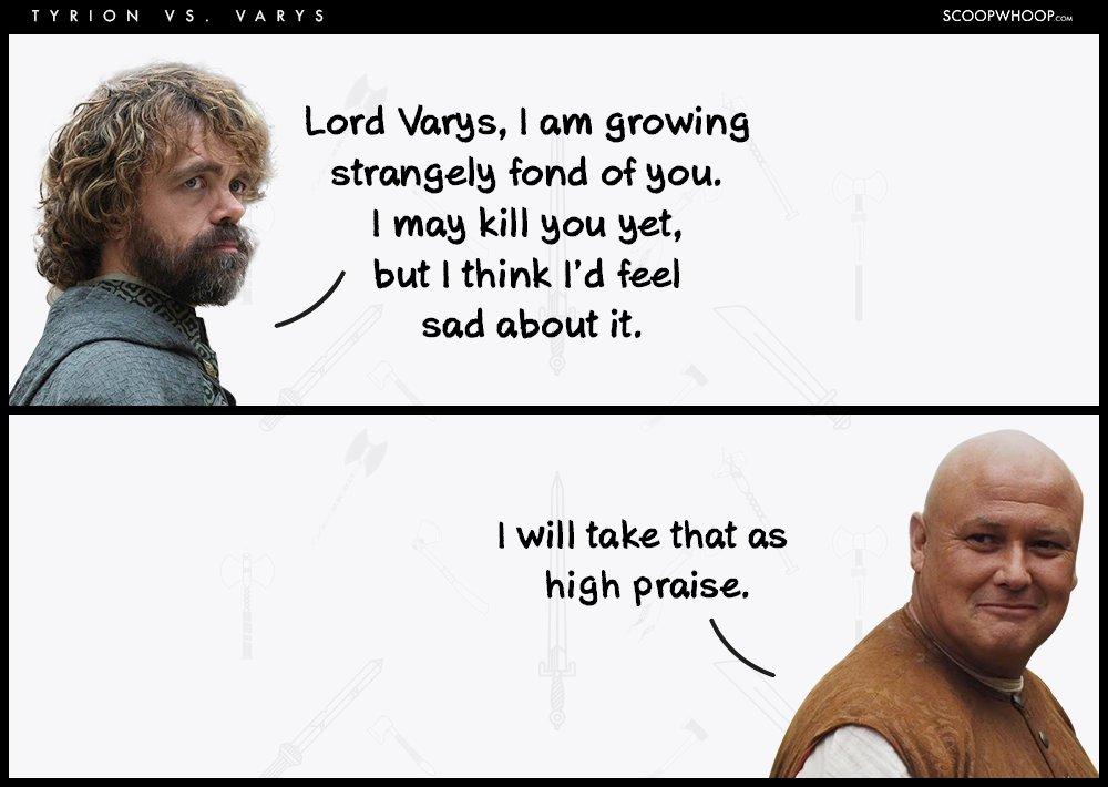 tyrion vs varys