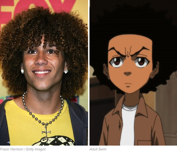Celebrities-Who-Have-Cartoon-Twins-5