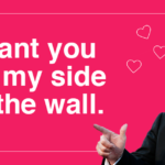 donald trump valentine day cards cover