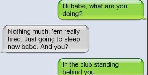 gf text fails