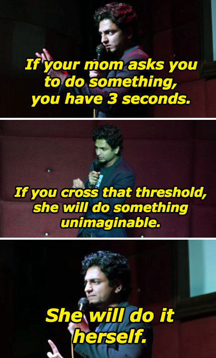indian comedians