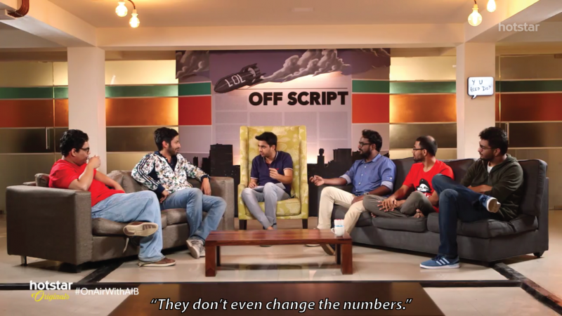 AIB on indian education system