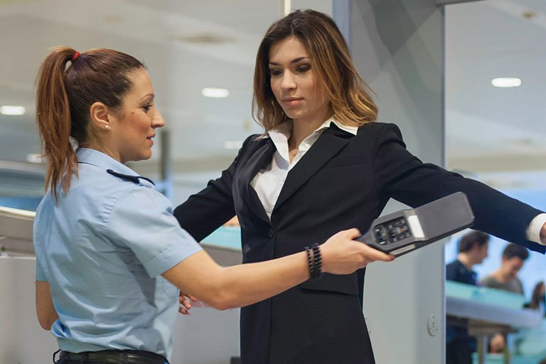 the use of technology to ensure security and safety at airports and other locations