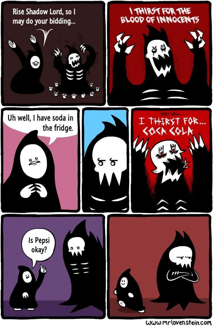 Brutally Hilarious Comics