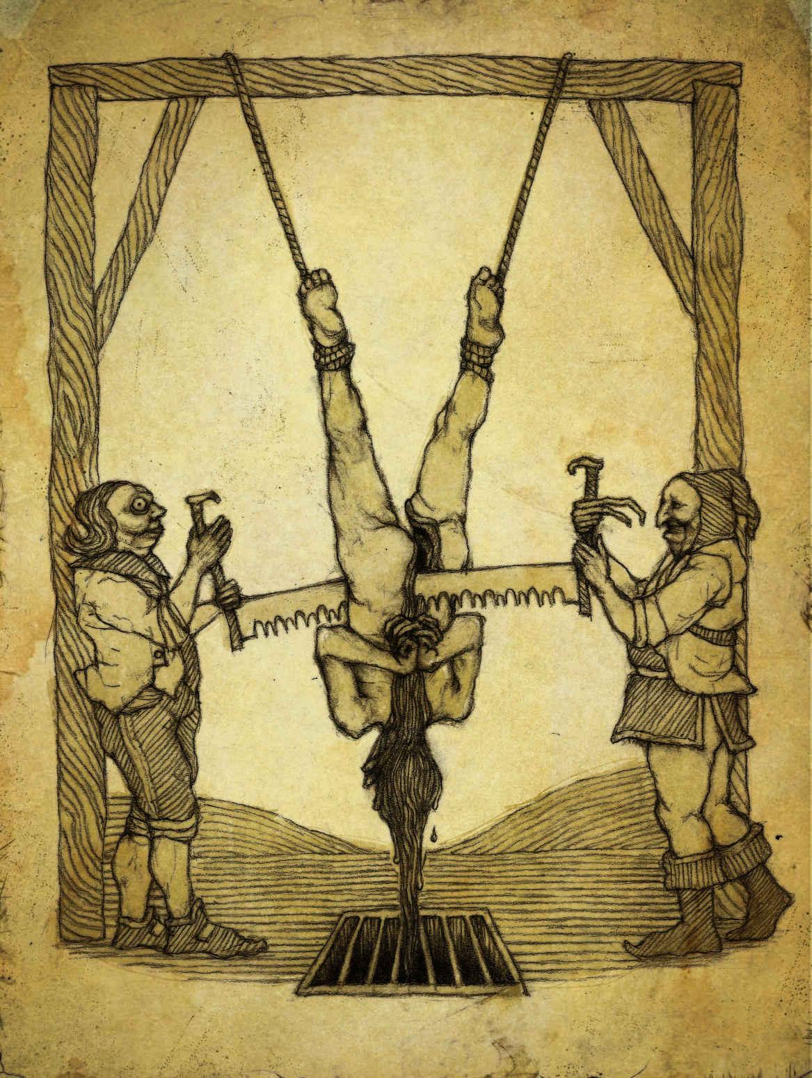 brutal methods of execution