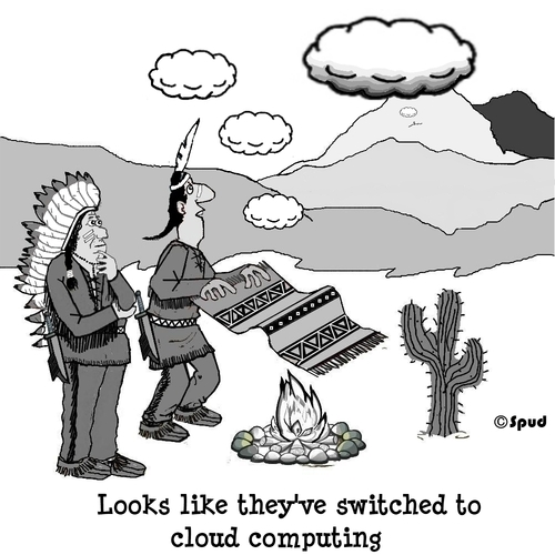 cloud computing jokes