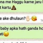 funny whatsapp chat