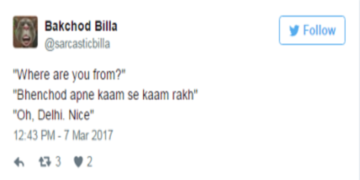 Indian Stereotypes