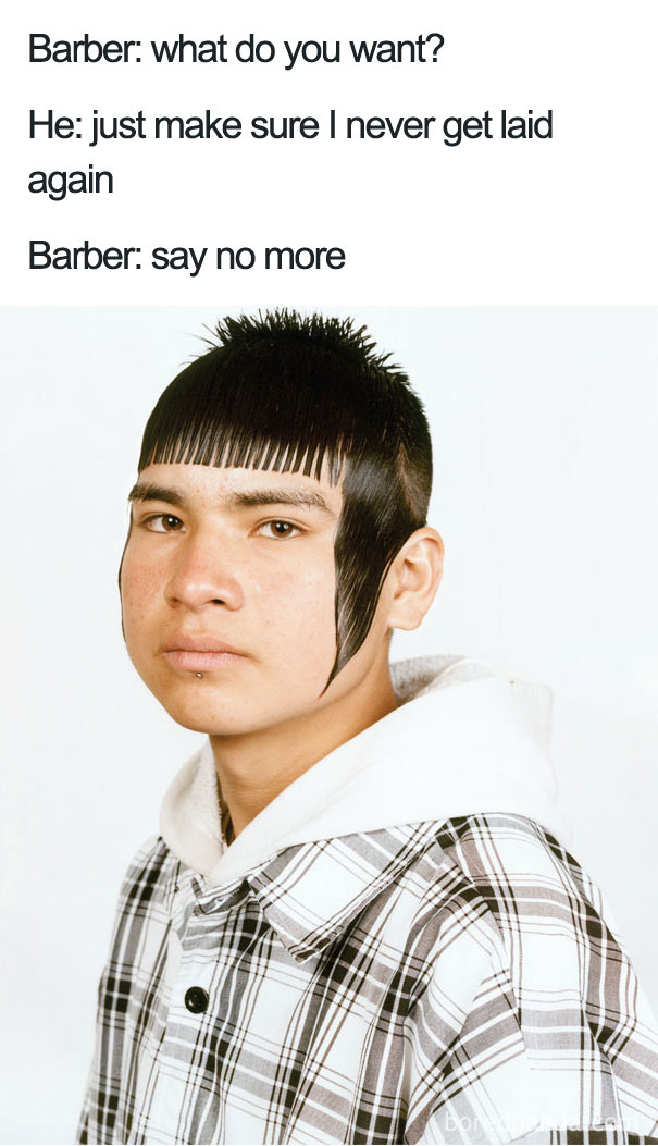 terrible haircuts