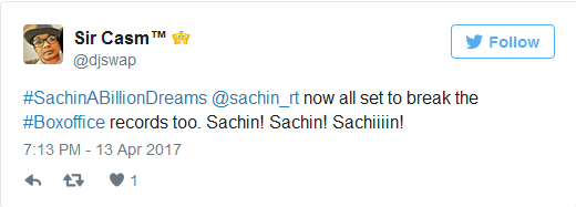 Reactions On Sachin Biopic Trailer