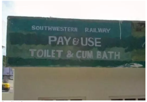 crazy indian signs