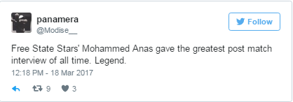 Mohammed Anas Trolled