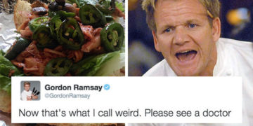 funny gordon ramsay tweets