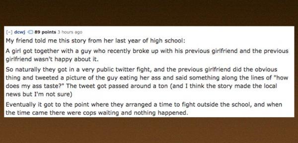 funny school incident