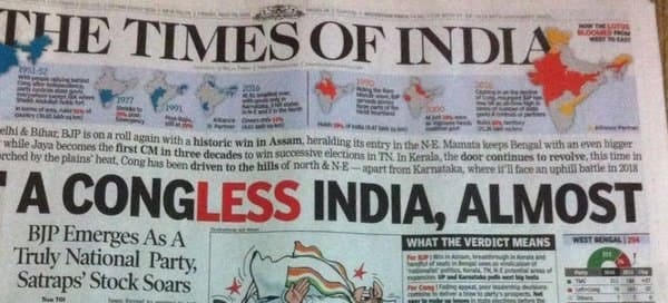 funny times of india headline