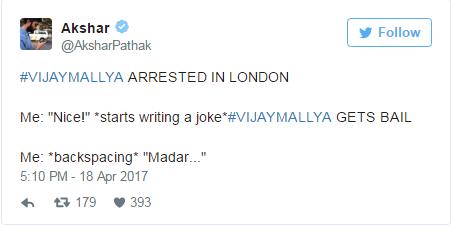 vijay mallya arrested