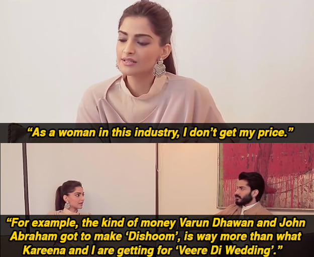 bollywood's actresses confessed