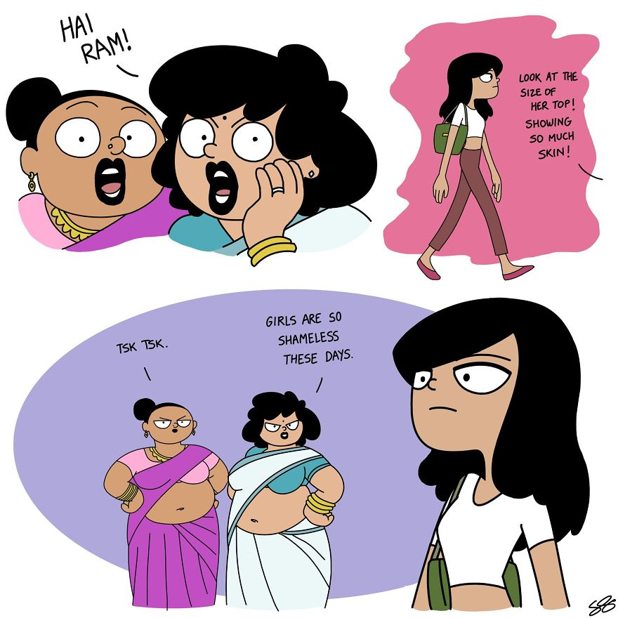 indian family comics