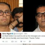 sonu nigam quits twitter cover