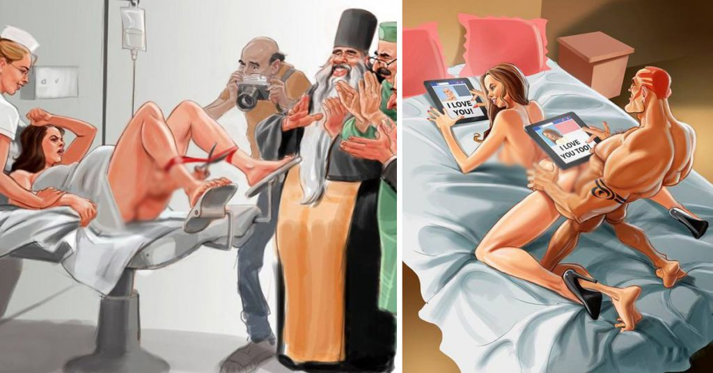 Don't Let Technology Get In The Way Of Your Sex Life