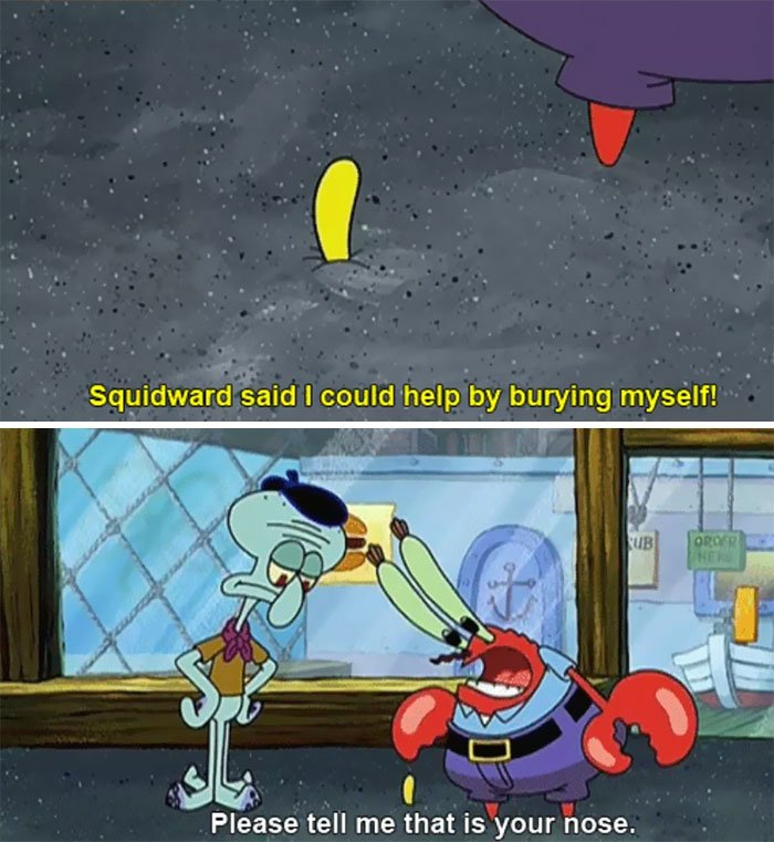 Dirty Jokes In Cartoons