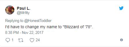 Funny Kids Names