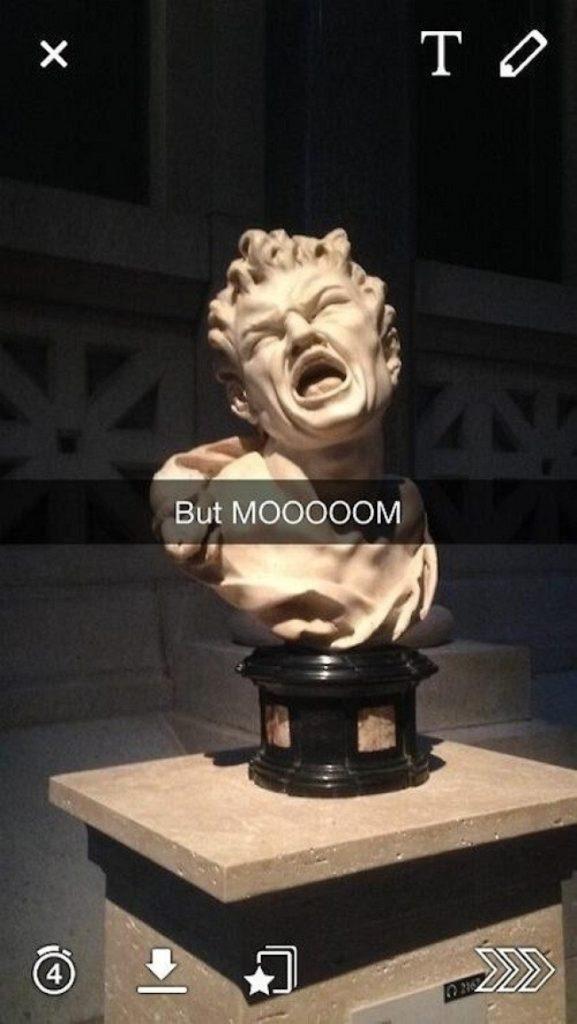 Hilarious Snapchats