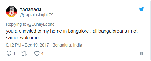 Sunny Leone Reacts To Mass Suicide