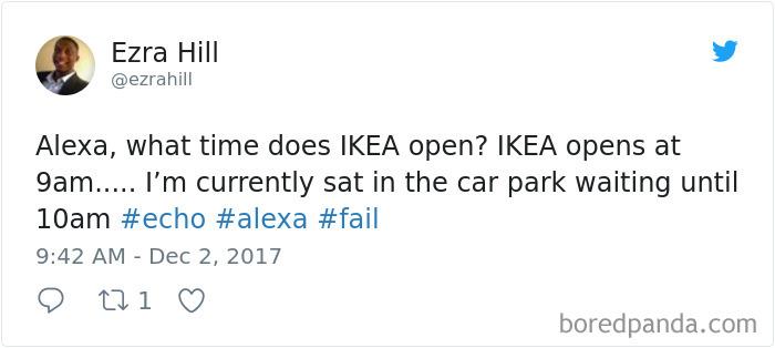 Funny Amazon AlexaTweets