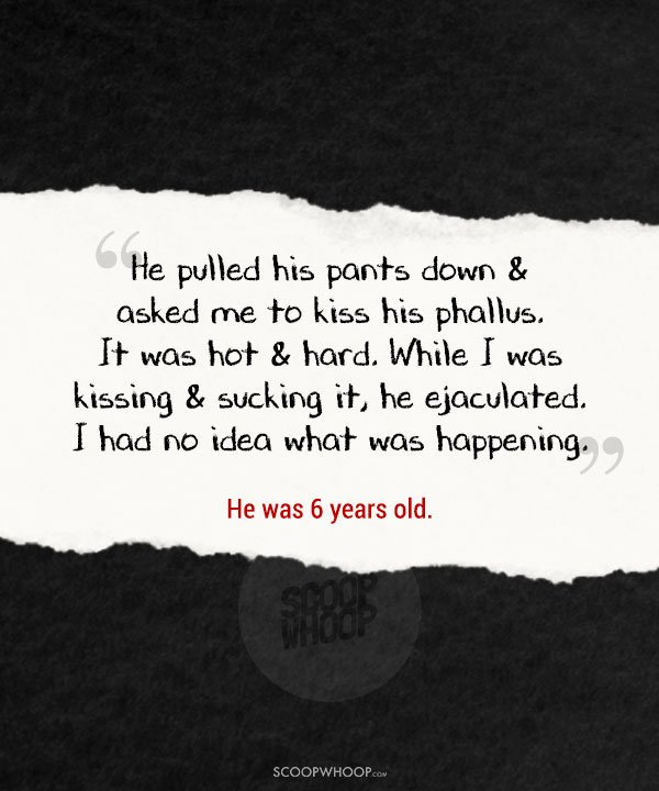 Real-Life StoriesAbout Child Sexual Abuse