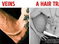 Seductive Features of Men