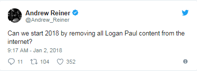 logan paul controversy